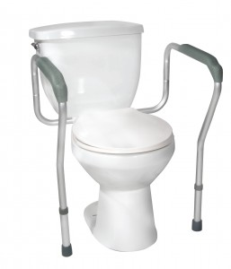 Standard Toilet Safety Frame