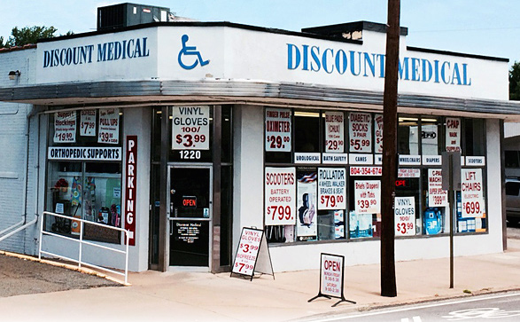 DiscountMedicalSupply