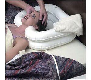 Inflatable Bed Shampoo-er