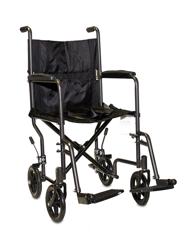 19u2033 steel transport chair in store pick up