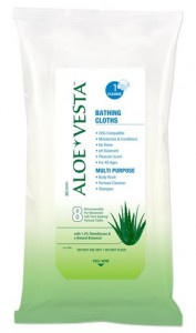 Aloe Vesta Bathing Cloths 8/Pack 325521