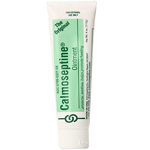 Calmoseptine Ointment 4oz 0799-0001-04