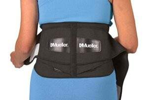 Adjustable Back Brace with Lumbar Pad Mueller 255