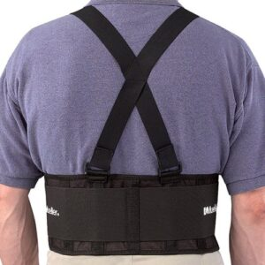 Back Support with Suspenders Mueller 252
