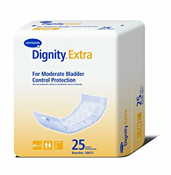 Dignity Extra Liners 25/Bag 30071