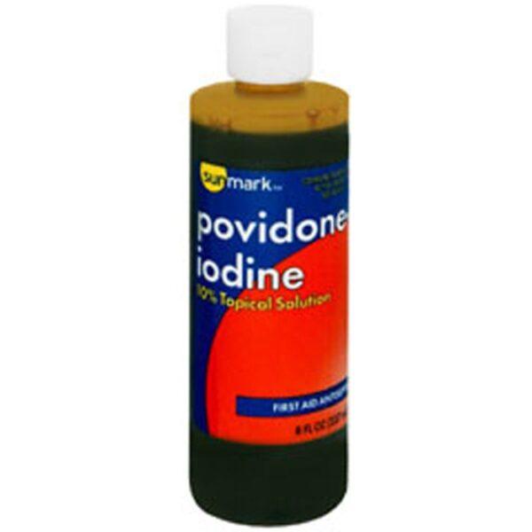 Povidone-Iodine Antiseptic 16 oz 49348-622-38