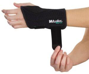 Fitted Wrist Brace Mueller 86271