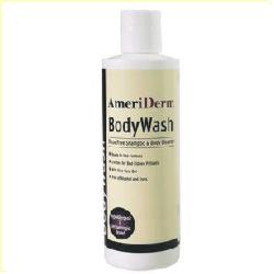 AmeriDerm Body Wash 8 oz