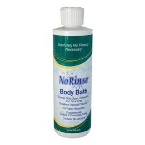 No Rinse Body Bath 8 oz 00900