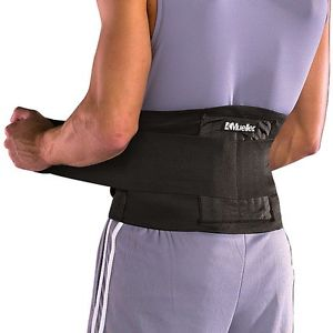 Adjustable Back Brace Mueller 4581