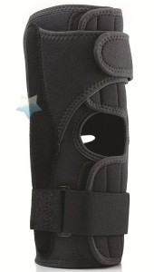 Airflow Wrap-Around Hinged Knee Brace