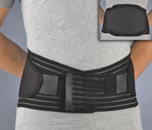 Neoprene Lumbar Sacral Support