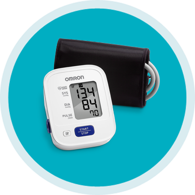 Omron 3-Series Blood Pressure Monitor